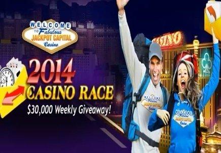 Jackpot Capital's 2014 Casino Race