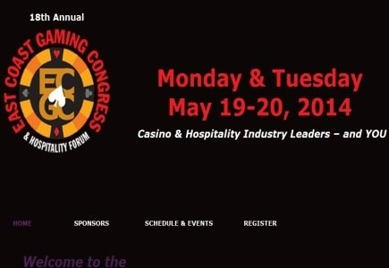 East Coast Gaming Congress to Discuss Online Gambling in the US