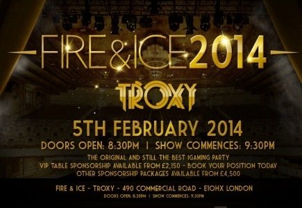 Bally Interactive to Sponsor Fire & Ice