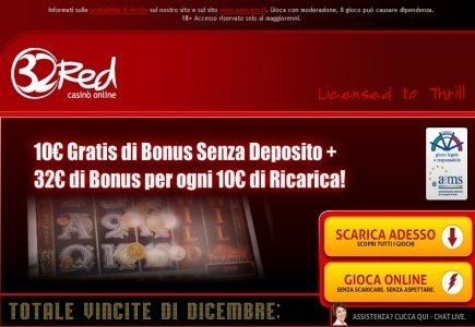 32Red Launches Italian Mobile Site