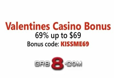 Grab a Valentine's Day Bonus All Month Long at GR88.com