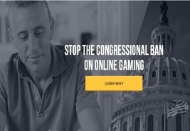 C.C.O.P. Ad Campaign for Federal Regulation of Online Gambling