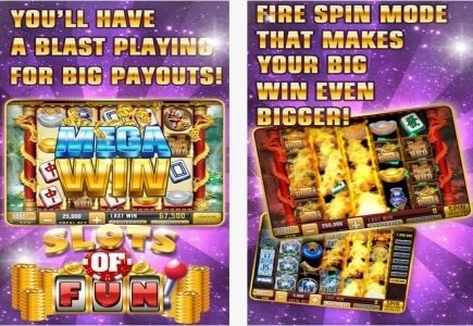 Slots of Fun Released from Idle Gaming