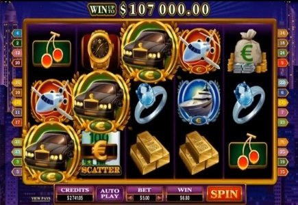 New Microgaming Slots Released