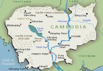 Cambodian Police Bust Online Gambling Ring