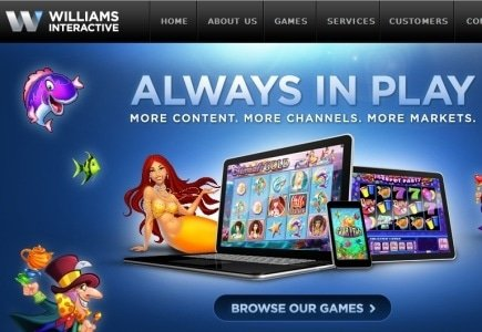 Williams Interactive Games to Go Live in New Jersey