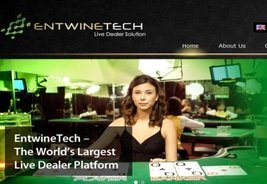 Entwine Tech to Provide Live Streaming from UK Casino
