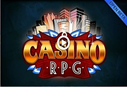 CasinoRPG Officially Launches