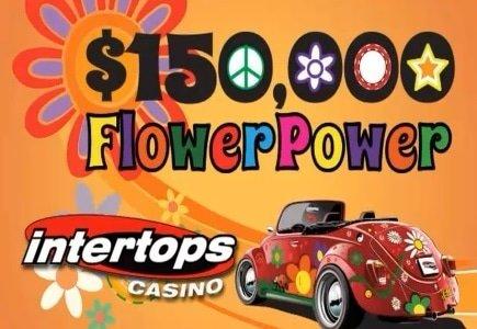 Intertops Casino: 'Flower Power' Bonus Giveaway