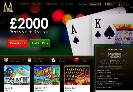 New WMS Games at Mega Casino