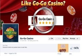 Gamzio Acquires Facebook Go-Go Casino App