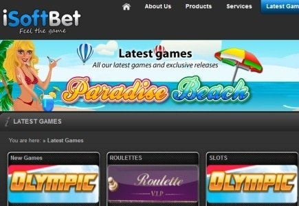 iSoftBet Enters into Content Deal with EveryMatrix