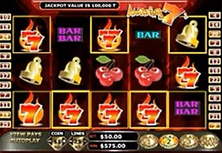 Liberty Slots Launches New 'Amazing 7s' Slot with a Bonus to Boot