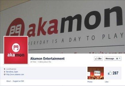 Axon Becomes Major Shareholder in Akamon Entertainment