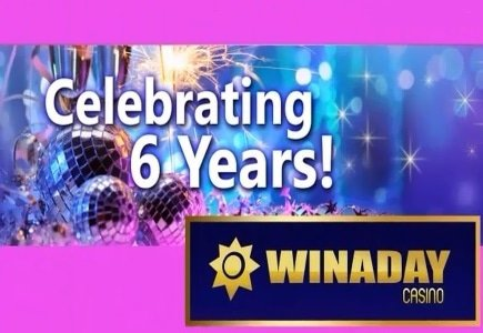 Celebrate WinADay's 6th Birthday with Month-long Festivities