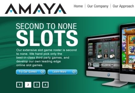 Amaya Gaming Extends Contract with Greentube