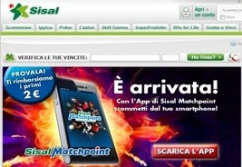 SISAL on the Italian Stock Exchange