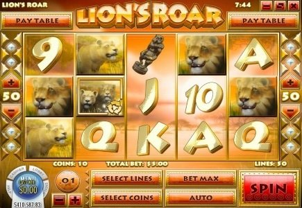 Rival Gaming Launches Lion's Roar