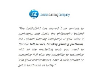 London Gaming Company Launches
