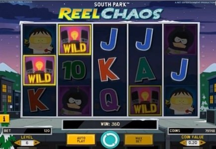 NetEnt to Release South Park: Reel Chaos!