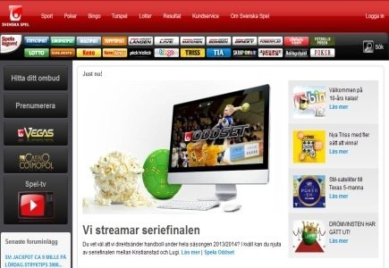 Svenska Spel Plans Online and Mobile Expansion
