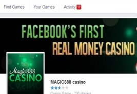 888 Takes Magic 888 Casino App off Facebook
