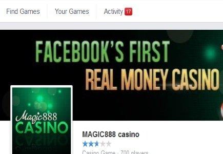888 Takes Magic 888 Casino App off Facebook