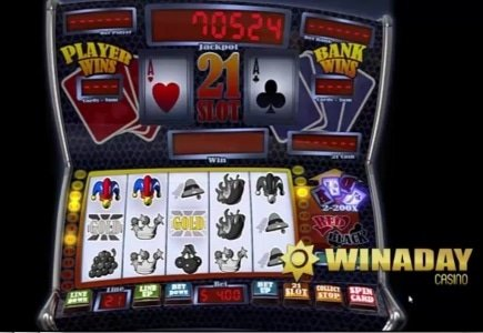 WinADay Casino Awards Second Largest Jackpot Win to Date to One Lucky Player