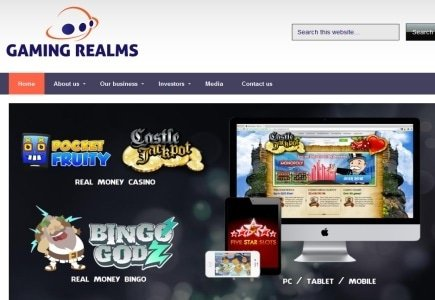 Gaming Realms Acquires eGaming Marketing Company