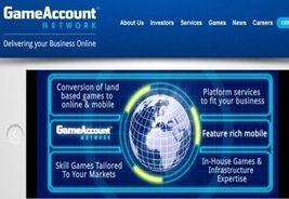 GameAccount in Content Deal with DEQ