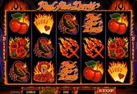 Red Flush Publishes Microgaming's Red Hot Devil Preview