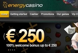 EnergyCasino Partners with NetEnt and Microgaming