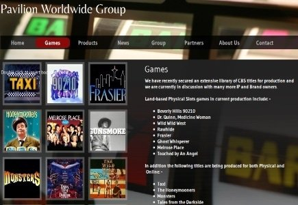 CBS Titles Used as Casino Game Themes