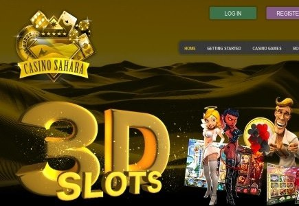 Casino Sahara Goes Live