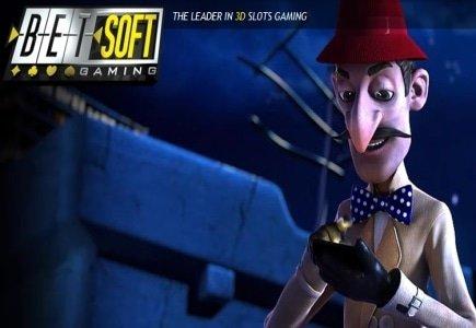 BetSoft Gaming Slots Live at Guts Casino