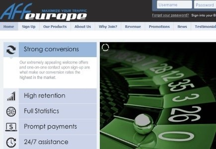 Affeurop Affiliate Program Closing