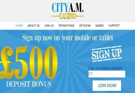 NEKTAN Launches Mobile Games for City A.M.