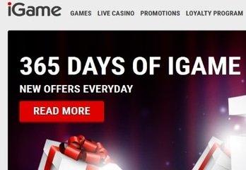 Major Millions Jackpot of €266,239.55 Won at iGame Casino