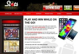 Slots Capital Launches Mobile Casino