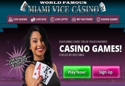 Miami Vice Casino: New Bitcoin Only Casino