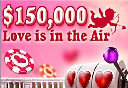 Intertops Casino to Host $150,000 'Love is in the Air' Bonus Race