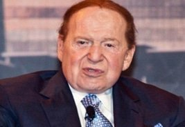 Adelson Once again tries to nudge the Ban on Online Gambling