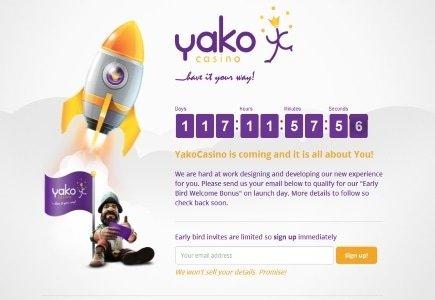 Yako Casino Powered by EveryMatrix to Launch in 2015