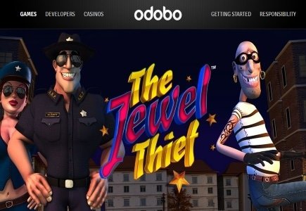 Sigma Gaming Debuts The Jewel Thief via Odobo Platform
