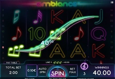 New Ambiance™ Slot Launched by iSoftBet