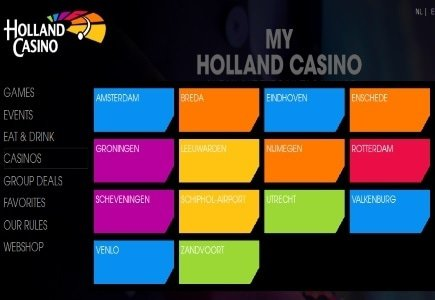 Dutch State Gambling Monopoly to be Sold