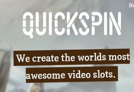 Relax Gaming Partners with Quickspin