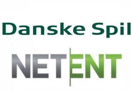 NetEnt Signs Content Deal with Danske Spil