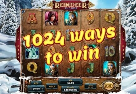 Genesis Gaming Launches Reindeer Wild Wins