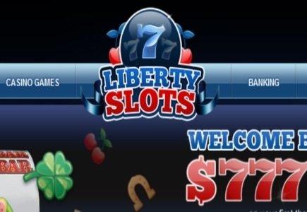 100k April Fools Day Win at Liberty Slots Casino